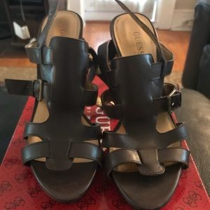 Guess Strap Heels